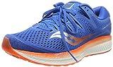 Saucony Triumph ISO 5 - Zapatillas de Running para Hombre, Azul (Blue/Orange 36), 42 EU