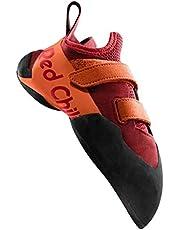 Red Chili Voltage 2 klimschoenen rood 2020 Boulderschoenen