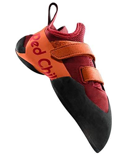 Red Chili 350730302000, Scarpe da Arrampicata Unisex-Adulti, Rosso 200, 35.5 EU