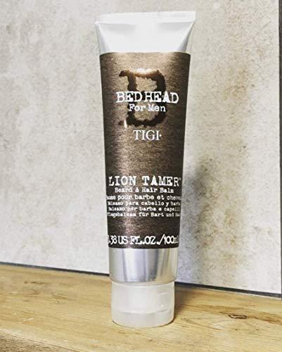 Tigi Bed Head Lion Tamer Pflegebalsam für Bart und Haar, 100 ml