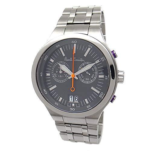 [ポール・スミス]Paul Smith 腕時計 スイスコレクション ダービー ラージデイト クロノグラフ メンズ 中古 [並行輸入品]