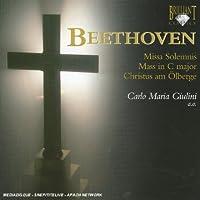 ベートーヴェン:宗教曲集(3枚組)