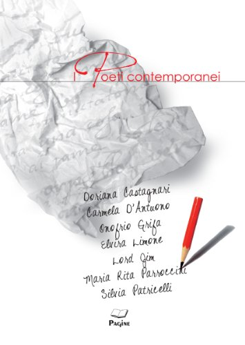 I Poeti Contemporanei 151 - 7 autori (Italian Edition)