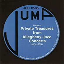 Private Treasures from Allegheny Jazz Concerts (2CD)