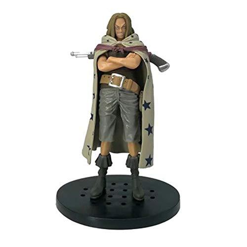 XINKONG One Piece Anime-Modell, Modell Statue Von Jesus Tuch, Tischdekoration, 17cm