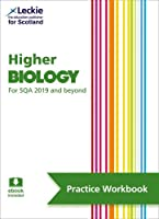 Higher Biology: Practise and Learn Sqa Exam Topics (Leckie Practice Workbook)