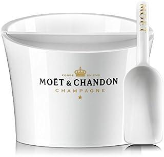 Moët & Chandon Ice Imperial seaux à Glace Champagne mis INCL. Compartiment de Rangement et Seau à Glace