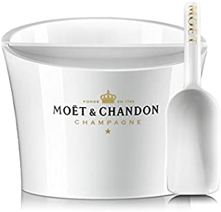 Mini Moet Chandon Ice Imperial Small Fruit and Ice Bucket with Ice scoop