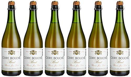 Jean Loret Cidre Bouché Brut Réserve (6 x 0.75 l)