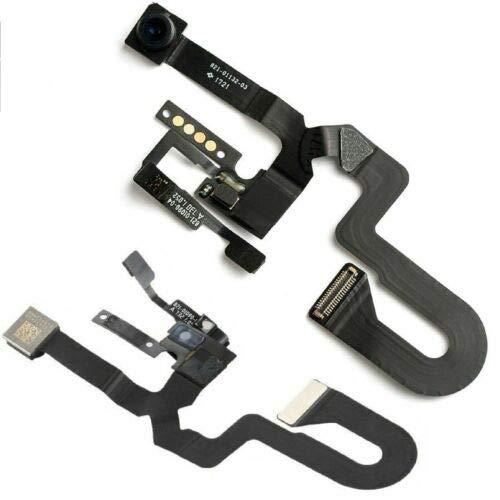 XcellentFixParts Reemplazo Cámara Frontal para iPhone 8 Plus Front Camera Sensor de Proximidad Luz Movimiento Cable Flexible Cámara Frontal Cámara
