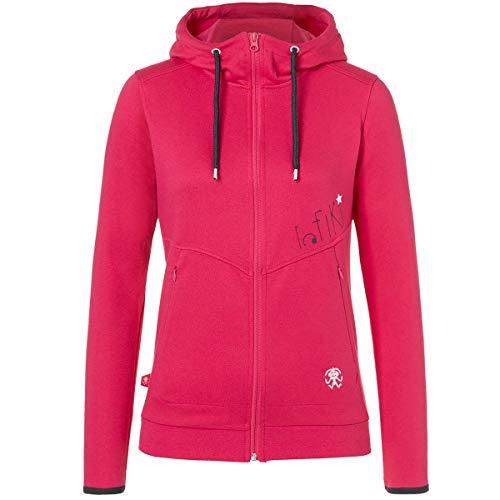 Rafiki Damen Root Hooded Jacke Pullover Sweatshirt Kapuzenpullover