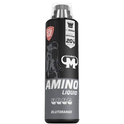 Mammut Nutrition Mammut - Aminoliquid