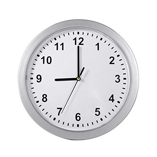 Reloj de Pared con Caja de contenedor Secreta de escondite Seguro para Guardar Dinero, Joyas, Objetos de Valor, Almacenamiento en Efectivo