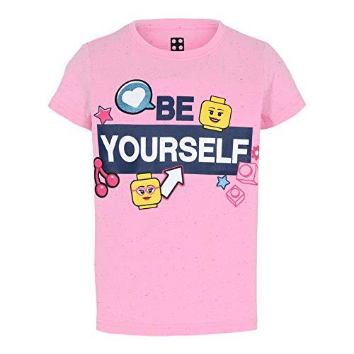 LEGO Girls Classic T-Shirt Camiseta, 438, 92 para Niñas