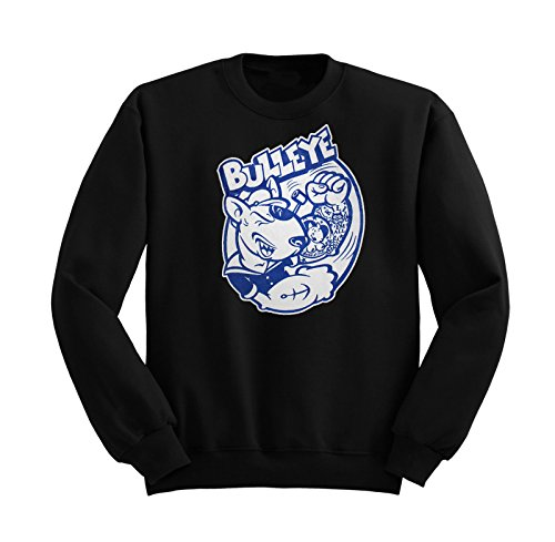 Staffbull Department Bulleye Bullterrier Sweatshirt (XL)