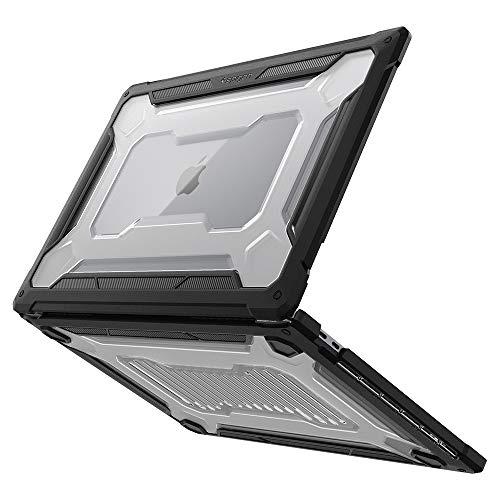 Spigen Rugged Armor Designed for MacBook Pro 16 inch Case A2141 (2019) - Matte Black