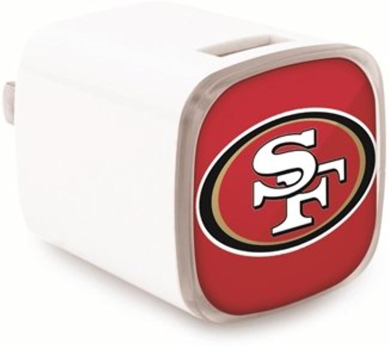 San Francisco 49ers Wall Charger
