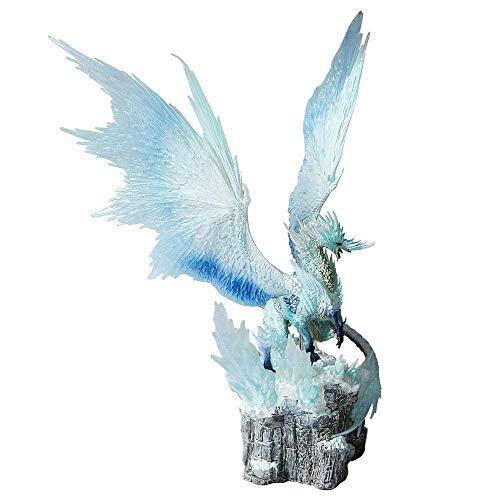 lkw-love Monster Hunter Figura Velkhana Dragon Figura Monster Hunter Mundo iceborand