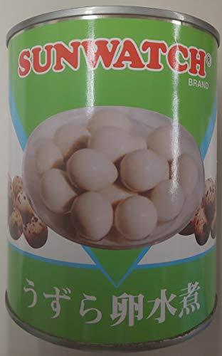 うずらの卵 水煮 850g×24缶(缶50-60粒入り) うずら 業務用 中国産