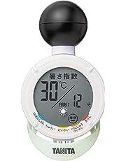 タニタ 黒球式熱中アラーム 熱中症対策 温湿度計