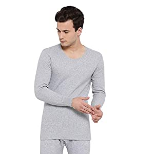 Monte Carlo Men Grey Round Neck Thermal Tops 10 41VMUAKZulL. SS300
