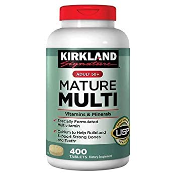 Best multivitamin kirkland Reviews