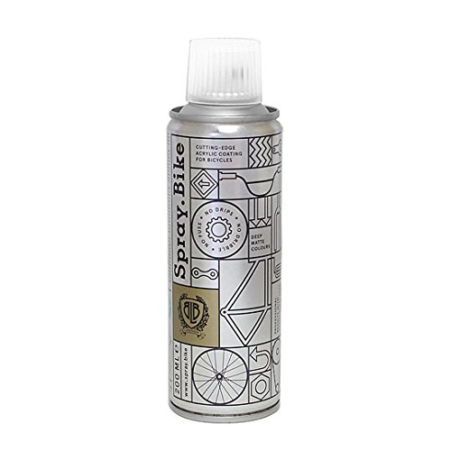 SPRAY. Bike 48381 Pocket Collection Transparente Farben 1 bicycle-specific Spray Paint – Whitechapel klar