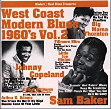 West Coast Modern Blues 1960's 2