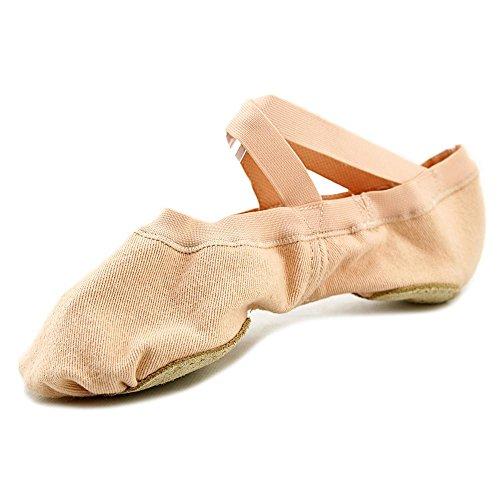 BLOCH Dance Womens Synchrony Ballet Flat, Pink, 2 C US