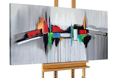 KUNSTLOFT Das Kunstwerk ist 100x75cm groß