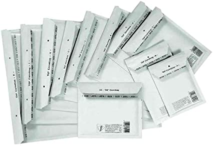 OfficeGear Lot de 10 enveloppes /à bulles noires brillantes Protection de qualit/é sup/érieure pour les petits objets Grand format A5-225 mm x 175 mm