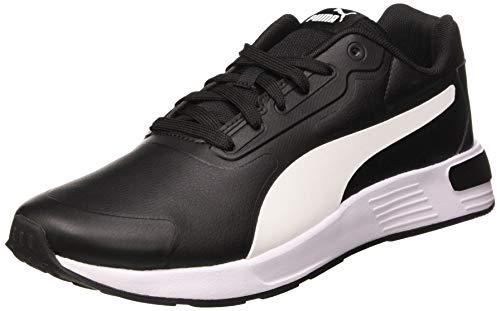 PUMA Taper SL, Zapatillas Unisex Adulto, Negro Black White Black, 37.5 EU