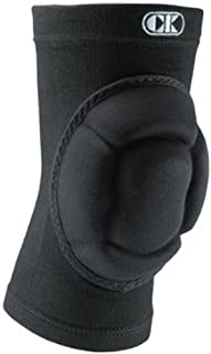 Cliff keen youth the impact wrestling knee pad,Black,YOUTH
