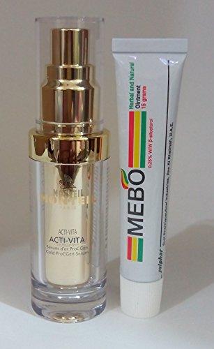 Monteil Acti-Vita ProCGen Gold Serum unisex, 1er Pack (1 x 15 ml)