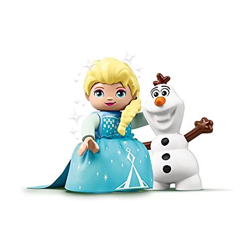 LEGO Disney Frozen - Fiesta de Té de Elsa y Olaf (10920)