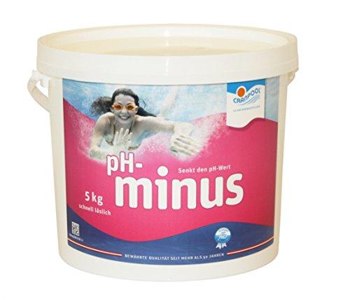 Cranpool pH-Minus 5kg - pH-Wert senken mit System