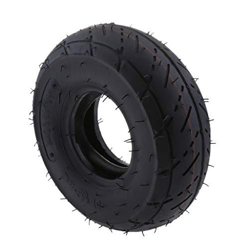 Sharplace Neumático con Tubo Interior 3.00 x 4 para Scooter Eléctrico mini ATV Duro
