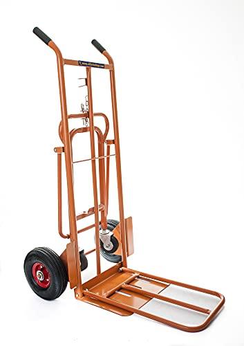 3 in 1 Multipurpose Sack/Supported Sack Truck/Platform Trolley.Tough & Versatile