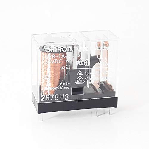 Relé 24VDC 16A 1100R SPST Omron G2R-1A-E