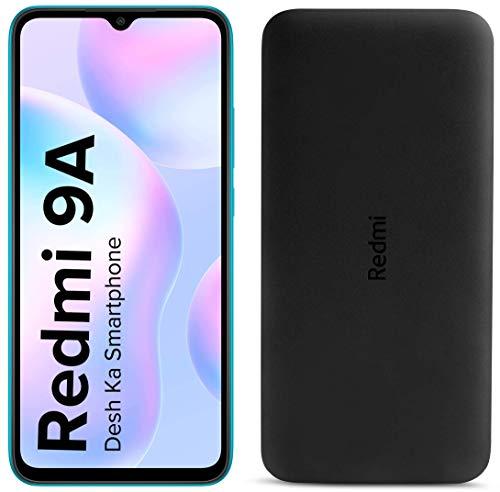 Redmi 9A (Nature Green, 3Gb Ram, 32Gb Storage) with Redmi...