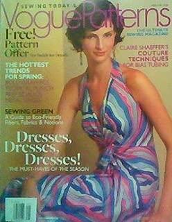Vogue Patterns (April/May 2008)