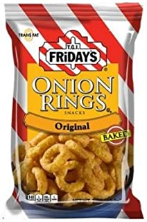 TGI Fridays Onion Rings, 2 Ounce -- 6 per case.