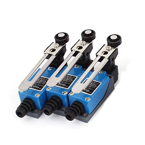 Laser limit switch