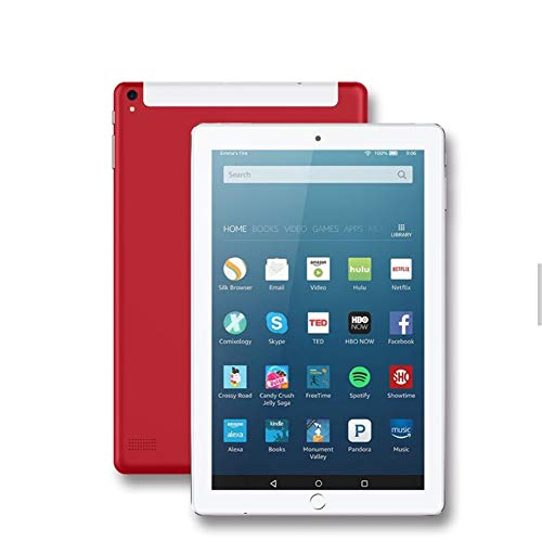 10 Inch 3G Tablet Call Google Android 4.4 MTK6582 Quad Core IPS GPS Tablet WiFi Bluetooth Handheld Computers (1 stuks)