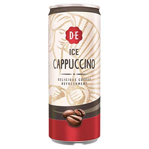 Douwe Egberts  Ice Cappuccino IJskoffie, 12 x 250 ml Blik