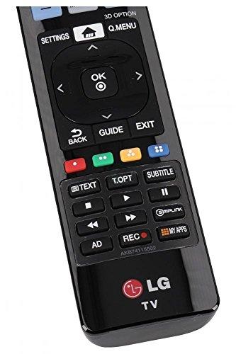 Original LG Fernbedienung AKB74115502 **NEUWARE**