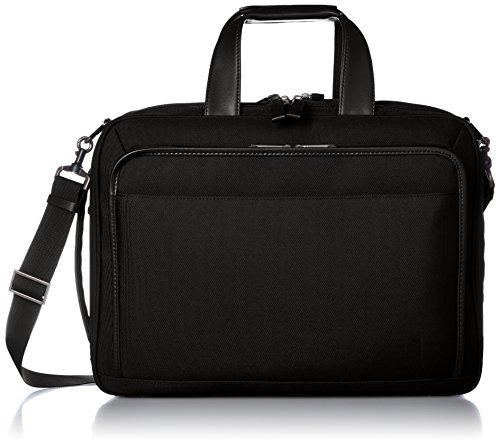 [エースジーン] ビジネスバッグ EVL3.0 42cm B4 2気室 PC・タブレット収納 セットアップ エキスパンダブル ...