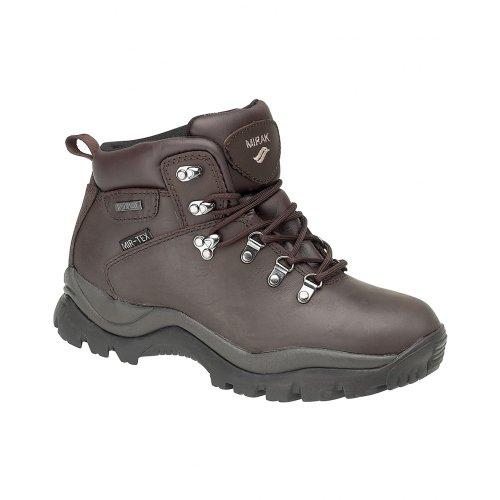 Mirak Nebrasaka Mens Hiker Boot Crazy Horse Size 11