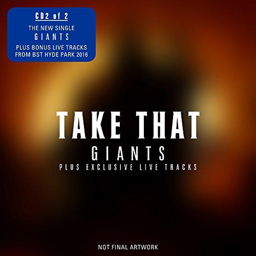 Giants - CD Single part 2 incl. 3 Live Tracks