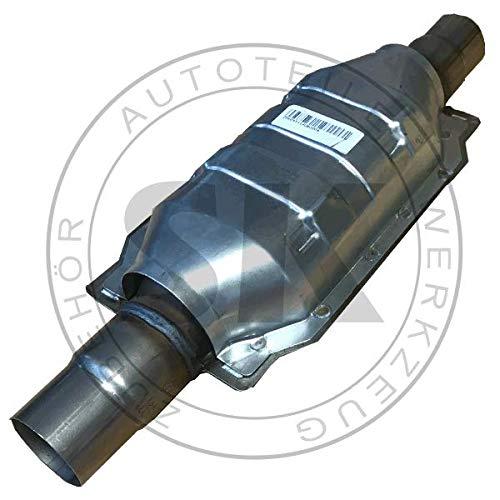 Preisvergleich Produktbild Universal Katalysator für Benzinmotoren bis 3.0l 3000ccm 55 / 60mm Keramik K39